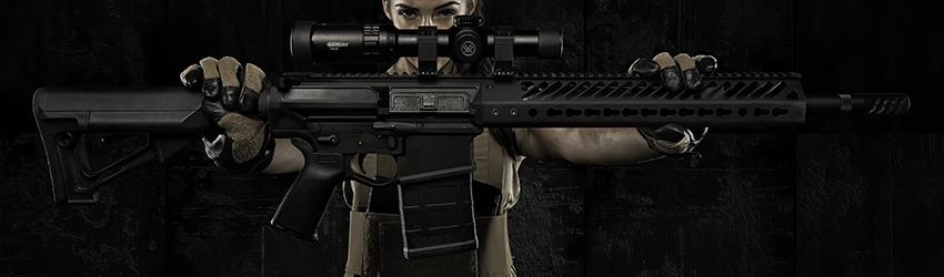 Modern Sporting Rifles